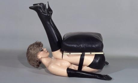 Chair, 1969 by Allen Jones