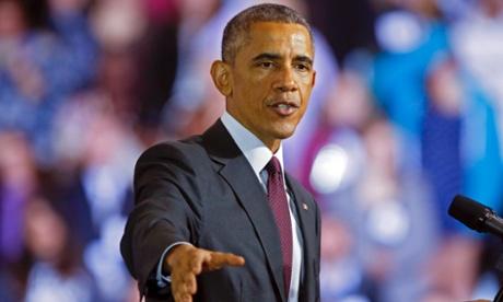 Obama fixates on economic growth to boost Democrats' midterm chances...