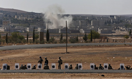 Air strikes against Isis are not working, say Syrian Kurds