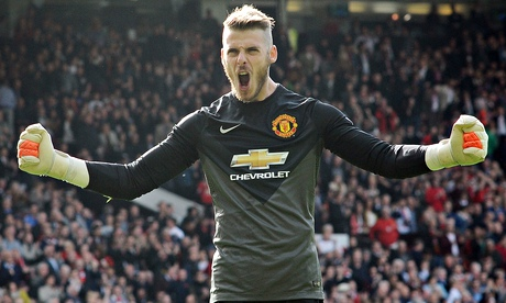 Manchester Uniteds No1 David de Gea leaves Tim Howard in the shade | Andy Hunter