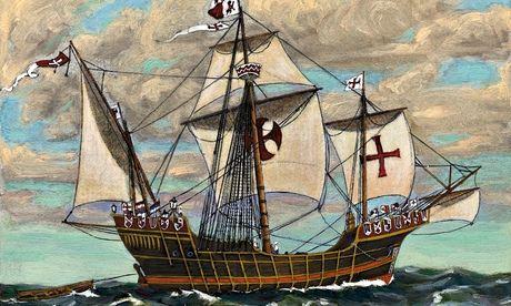 Haiti shipwreck is not Columbus's Santa Maria, says Unesco