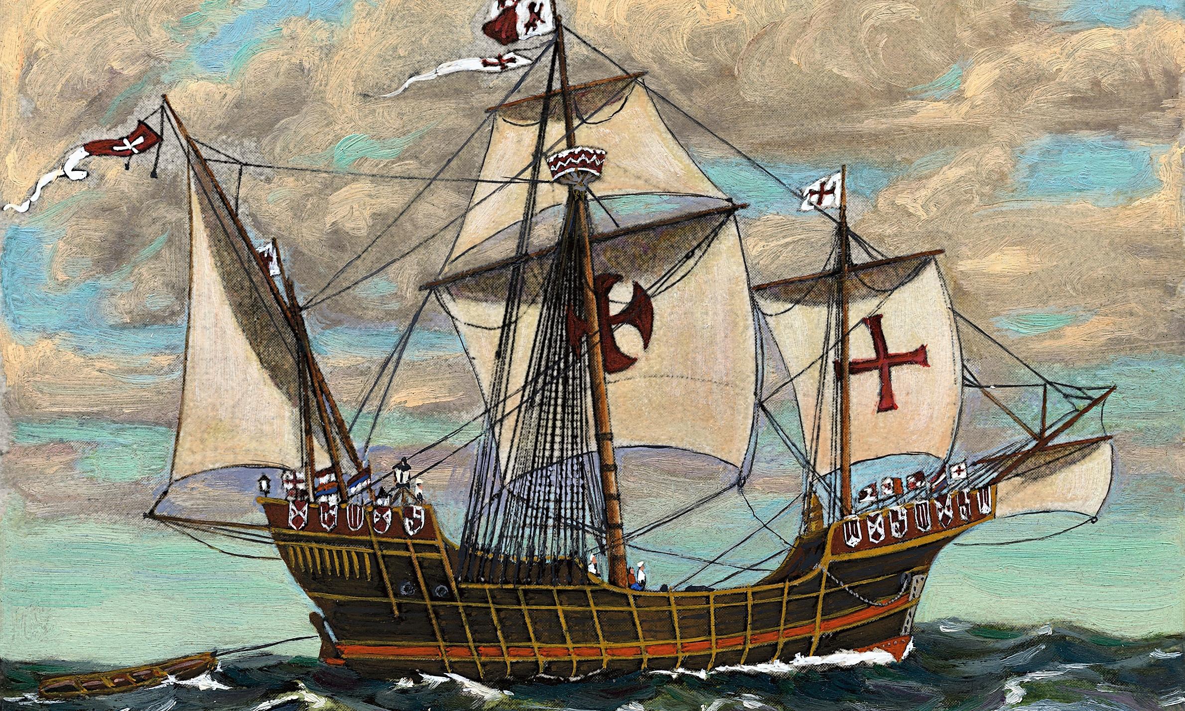 Haiti Shipwreck Is Not Columbus U2019s Santa Maria  Says Unesco