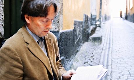 Horace Engdahl swedish academy nobel prize literature judge