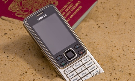 "In some countries ""a Nokia"" means a basic mobile phone – whatever the brand."