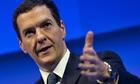 George Osborne at the Institute of Directors
