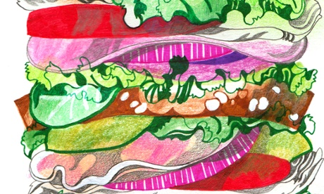The hangover sandwich: a cure for your lassitude (possibly)
