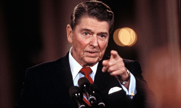 ronald reagan summary Summary a gifted orator, ronald reagan was a natural in the spotlight reagan had a self-effacing sense of humor that won the hearts of many, while at the same time easing the tension of heated conversations.