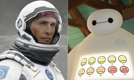 How Interstellar lost out to Big Hero 6 at the US box office