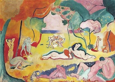 Matisse's Le Bonheur de Vivre