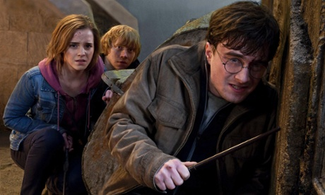 Harry Potter fans take to Kickstarter to fund Mudblood and the Book of Spells