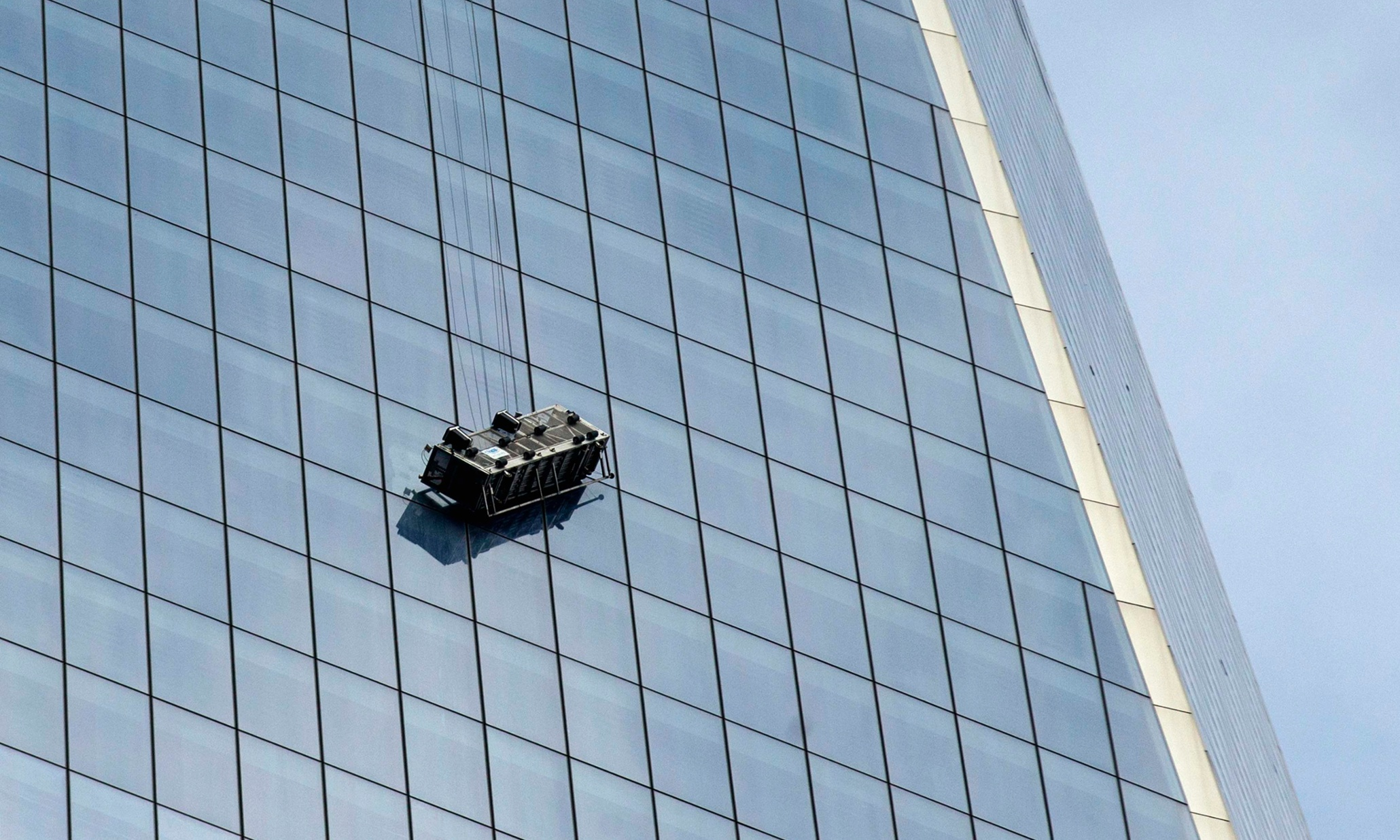 Window washers rescued from dangling scaffold near 68th ...