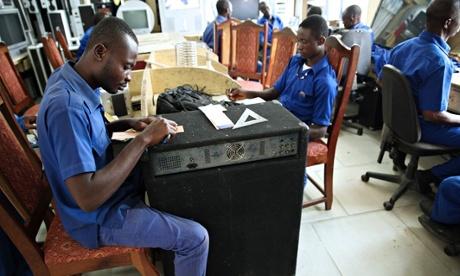 MDG : Ghana economy