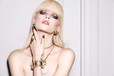 The Nars Dual Intensity eyeshadow campaign