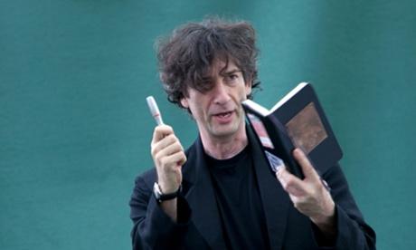 Neil Gaiman: Libraries are cultural 'seed corn'