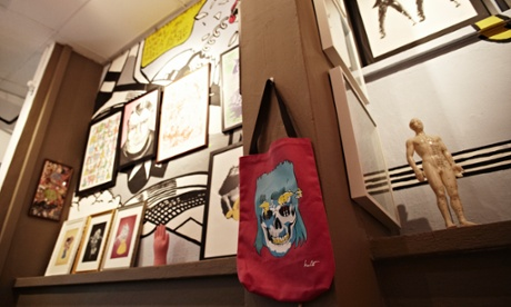 Kult Office Gallery, Singapore