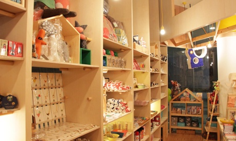 School of the Arts and Little Drom Store, Singapore