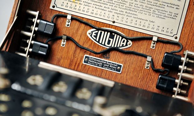 what is the enigma machine
