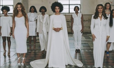 Solange Knowles ties the knot – and hipster wedding blogs swoon