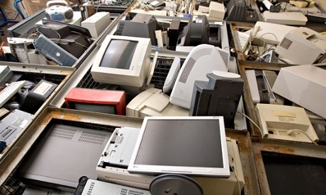 Consumers offered cash for old gadgets in new recycling scheme