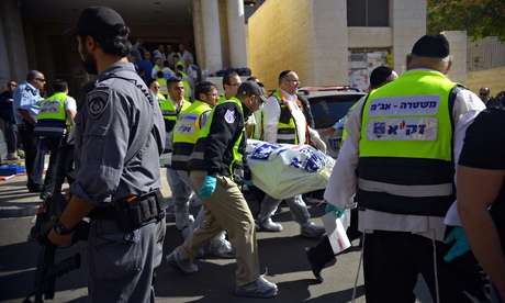 Palestinian shooters kill 4 Israeli worshippers, injure several others