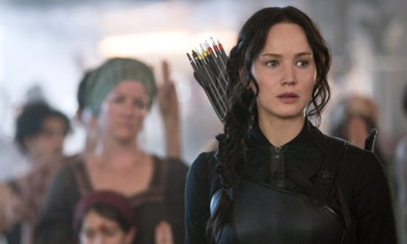 The Hunger Games: Mockingjay's bombed-out dystopia is all too familiar
