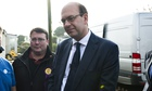 Mark Reckless campaigning in Rochester and Strood on Wednesday
