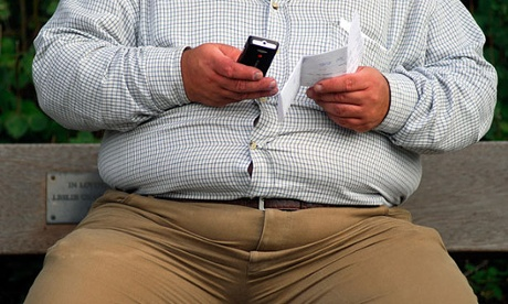 Britain is spending a fraction on preventing obesity compared with the cost of addressing the consequences, a study has found.