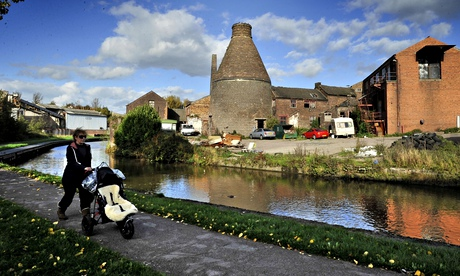 The �1 houses and thriving potteries that are making Stoke boom again...
