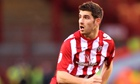 Ched Evans plays for Sheffield United
