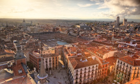 Madrid city guide: the best bars, restaurants and hotels