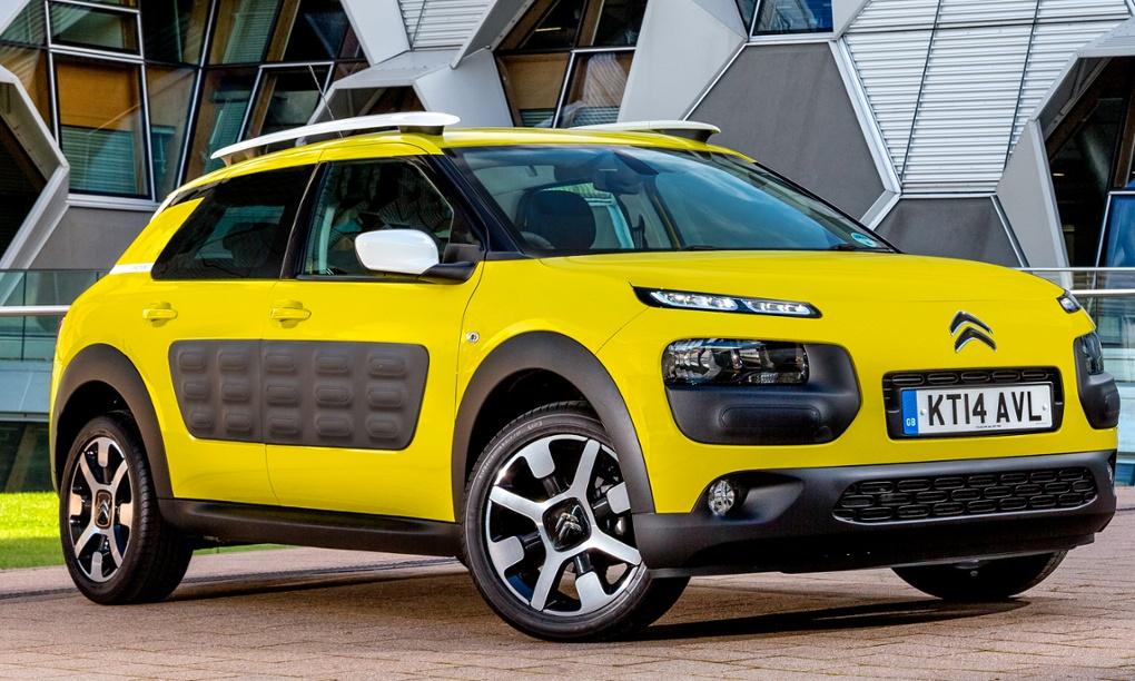 Citroën Cactus: car review   Martin Love