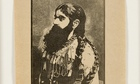 Peter Blake's Bearded Lady engraving from the Side-Show portfolio