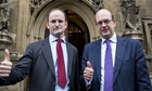 Mark Reckless and Douglas Carswell