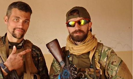 Revealed: UK 'mercenaries' fighting Islamic State terrorist forces in Syria