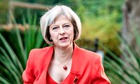 Theresa May, the home secretary, refused to be drawn into any speculation or pinned down about anyth