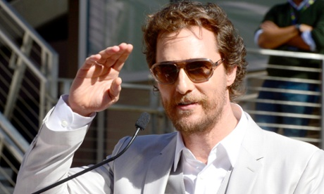 Matthew McConaughey to take The Stand for Stephen King adaptation