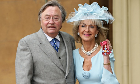 David Mellor caught on tape as he rages at London black-cab driver