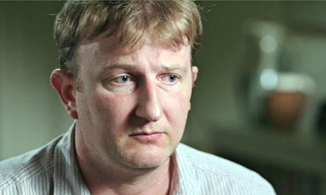 Eddie in The Paedophile Next Door. Photograph: Channel 4