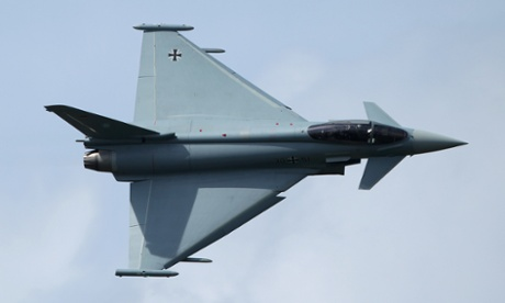 How Putin is saving RAF blushes over the much-maligned Typhoon