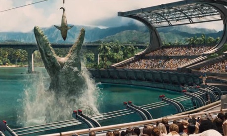 Jurassic World trailer: mess with dinosaur DNA at your peril