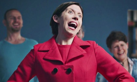 PPE, a politics microplay produced by the Royal Court theatre and the Guardian