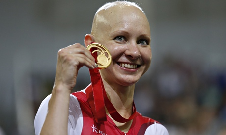 Shane Sutton slams Joanna Rowsell's omission from Spoty shortlist