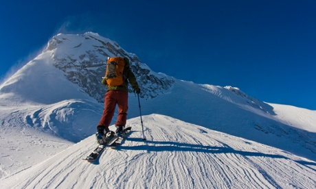 Splitboarding in Chamonix: fresh terrain for grown-up snowboarders