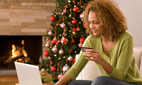 UK web retailers expect to receive 125 million hits on Cyber Monday. Photograph: Alamy