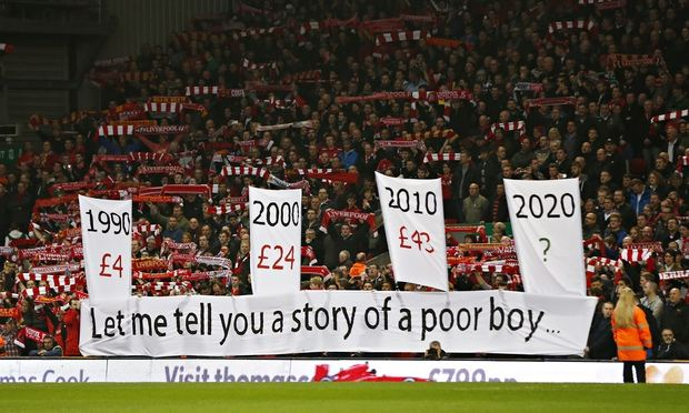 Image Result For Liverpool V Man City Ticket Prices