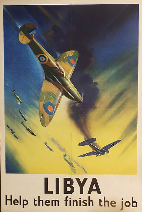 Second World War British Propaganda Posters In Pictures