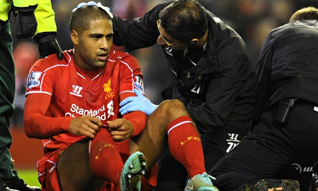 Contract updates from Liverpool:  Steven Gerrard and Glen Johnson situation 1