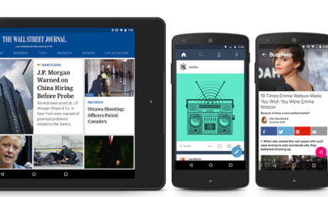 Android Lollipop rolls out with sweet design focus – today's Open Thread