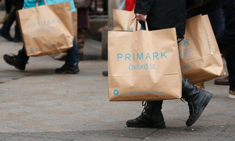 Primark profits surge 30% after 'magnificent year'