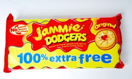 Jammie Dodgers.